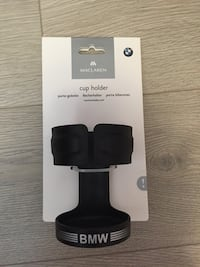 BMW Maclaren cup holder, fits every Maclaren, brand new.