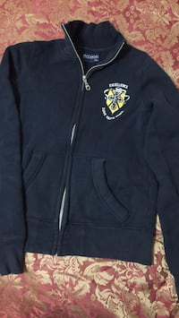St. Francis Xavier zipper sweater size small 80%cotton Mississauga, L5R 1N9