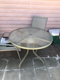 Patio table and chairs  Salinas, 93901