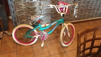 toddler's blue and pink bicycle Houston, 77042
