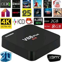 V88 PLUS TV BOX Rize