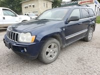 2005 Jeep Grand Cherokee 4dr Limited 4WD Fort Madison