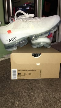 Air Vapormax Off White 2018 Los Angeles, 90005