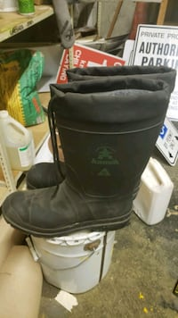 steel toe boot ruber isolation size 12 Vaughan, L4J 7Y6