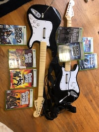 Rock band and 11 games Falls Church, 22041