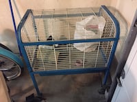 Pet cage retails over $100 at pet stores Covina, 91724