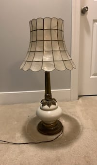 Vintage lamp and shade Suitland, 20746
