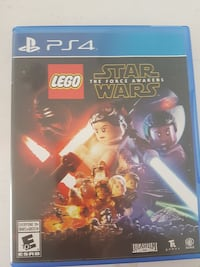 Sony PS4 Lego Star Wars game case Gatineau, J8P 6S7