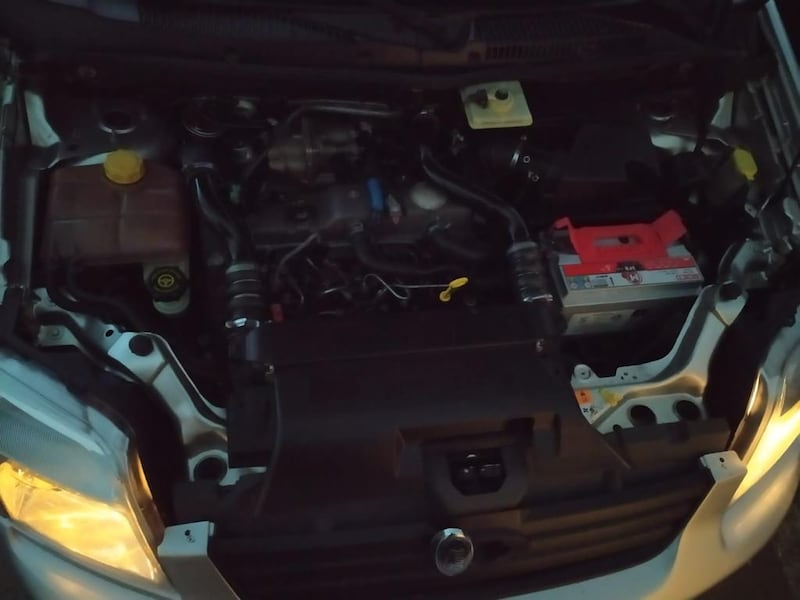 2010 Ford Transit Connect 4