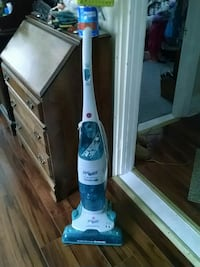 white and blue upright vacuum cleaner Amesbury, 01913