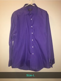 purple button-up long-sleeved shirt Nampa, 83651