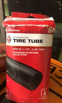 "26"" standard tire tube for bicycle"