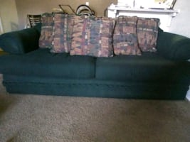 Coziest couch and Loveseat