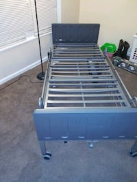 New Hospital Bed w/ remote and mattress