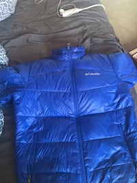 Columbia bubble coat size M Virginia Beach, 23464