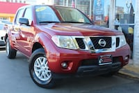 2015 Nissan Frontier Crew Cab for sale Arlington
