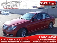 2012 Mercedes-Benz C-Class for sale Las Vegas