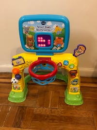 Baby toy Vtech toddler basketball  and soccer toy Yonkers