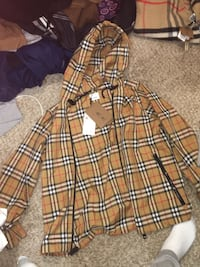 Burberry Rain coat and Scarf