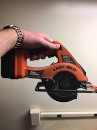 Orange black & decker circular saw Ebensburg