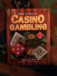 How to win at CASINO GAMBLING book  Vancouver, V6H 1S7