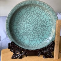 Chinese Qianlong Crackle GE Ware