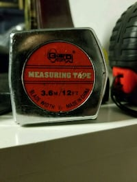 2 Tape Measures 12 ft and 16ft Mississauga, L5L 1N4