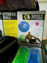 Fitness Ball  Jessup, 20794