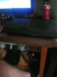 Ps3 comes with gta charger and one black controlle