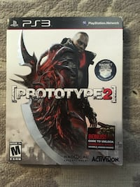 PS3 Prototype 2 Arlington, 22206