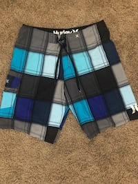 Hurley phantom board shorts size 34 Los Angeles, 90034