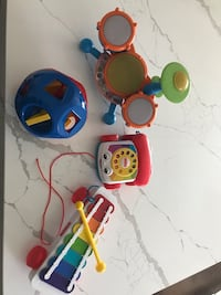 Baby/Toddler toys (fisher price & vetch) Glen Head, 11545