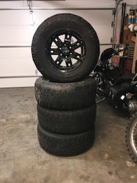 "17"" wheels 6 lug Oak Lawn, 60453"