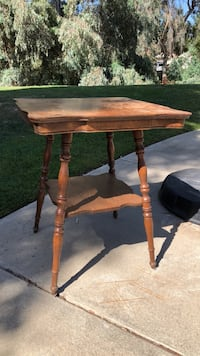 oak table Merced, 95340