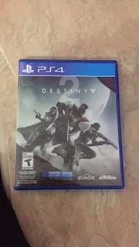 Sony ps4 destiny 2 game brand new Surrey, V3W 9E3
