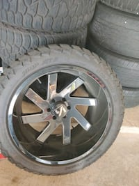 ARKON Lincoln Rims & tires Pearland, 77581