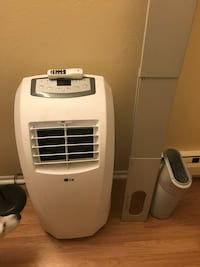 LG Portable Air Conditioner  Refurbished by LG. Works great.