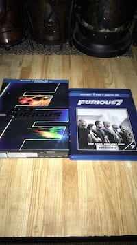 fast and the furious 1-7 bluray set! Omaha, 68104