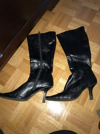 Liz Claiborne knee high boots Laval