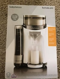 Baby brezza formula pro formula dispenser (used once only, like new) San Antonio, 78216