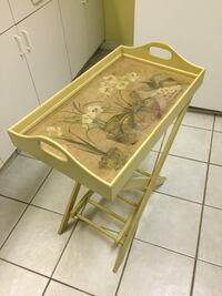 Butler Tray Table . Aurora, L4G 4S1
