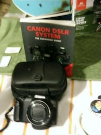 Cannon camera with book bought separately Spring Valley, 91977