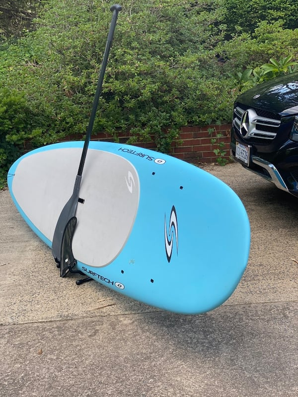 SUP paddle board (Surftech - Generator Tuflite CT) 10'6 789eef39-10df-4cea-bba9-e3f8e8505956