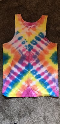 Tie Dye tank top Maple Ridge, V2X 0P4