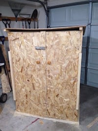 Wooden shed  St Catharines, L2S 3X4