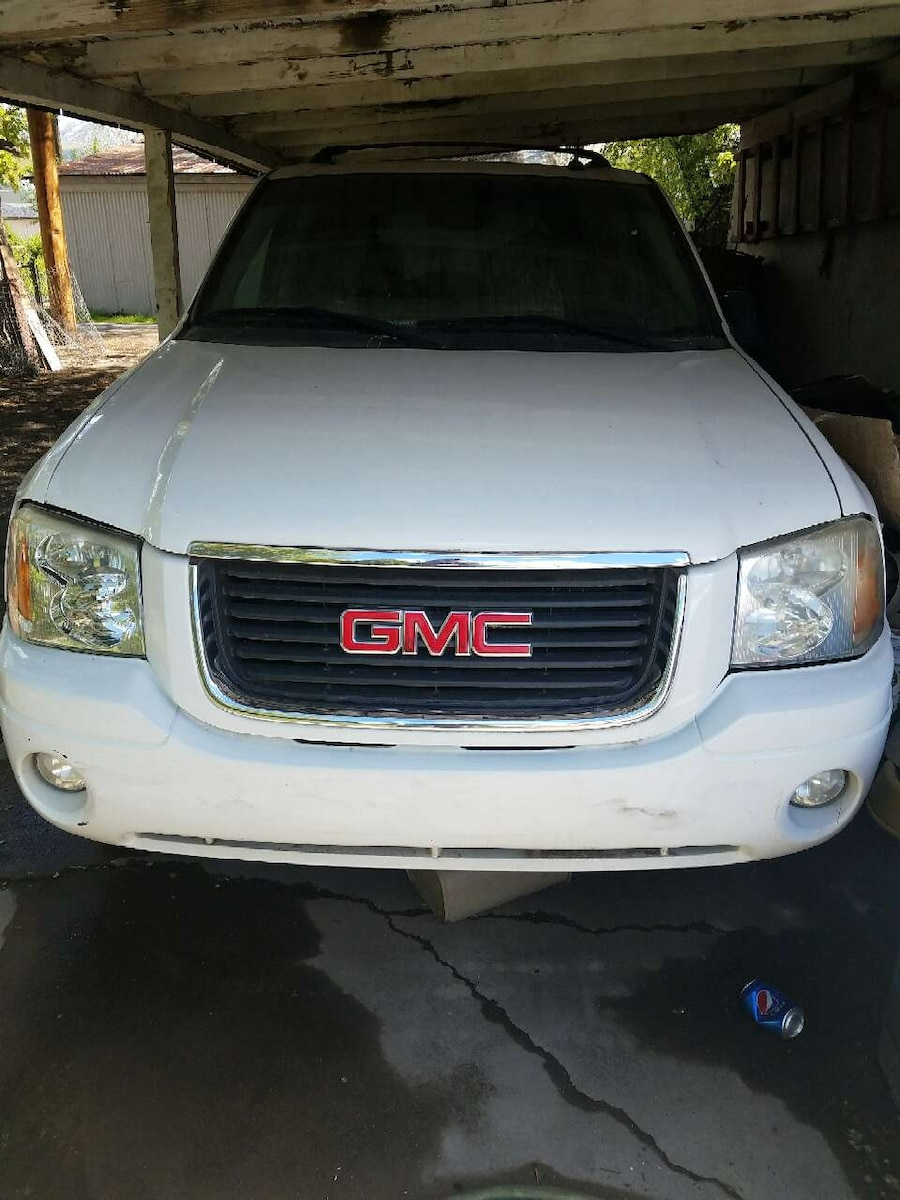 used 2005 gmc envoy price negotiable in. Black Bedroom Furniture Sets. Home Design Ideas