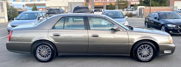 2003 Cadillac DeVille for sale 7