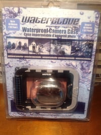 WaterGlove Waterproof Digital Camera Case