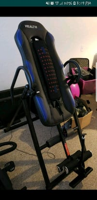 Deluxe Heat and Massage Inversion Table Melbourne, 32935