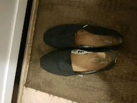 pair of black slip-on shoes Hamilton, L8T 3T2